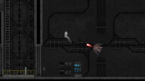 Sector Zero Screenshot 1